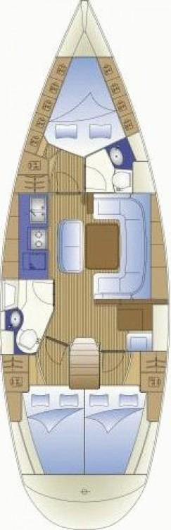 Location yacht à ACI Marina Trogir - Bavaria Bavaria 41 sur SamBoat