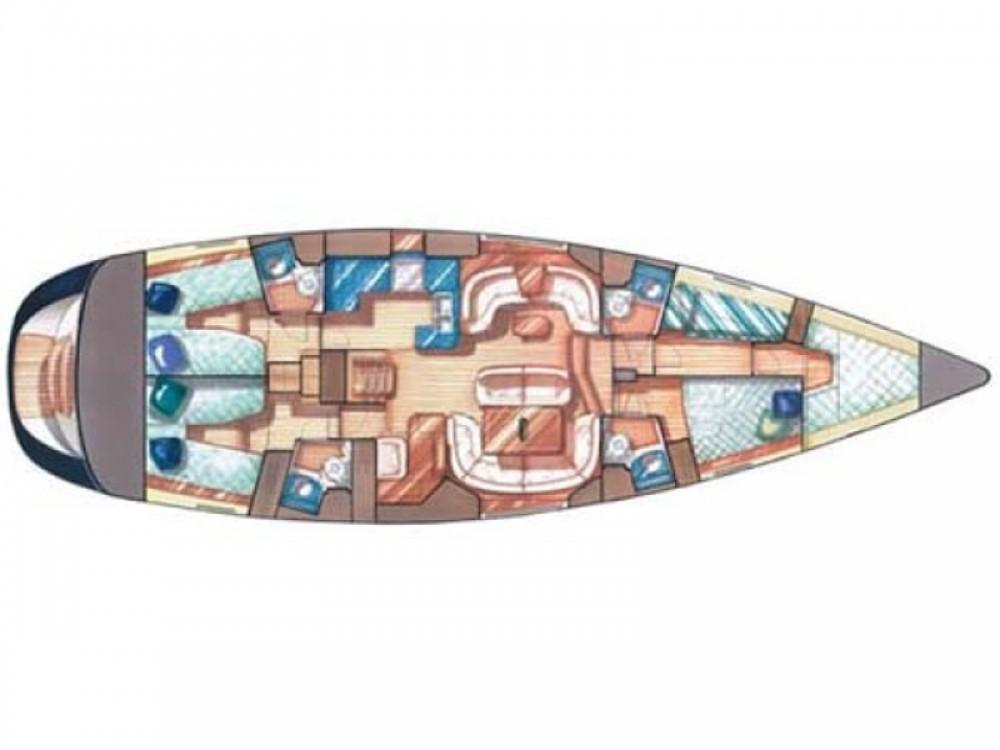 Jeanneau Sun Odyssey 54 DS entre particuliers et professionnel à Port Olímpic