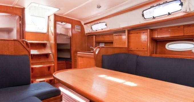 Bavaria Cruiser 37 entre particuliers et professionnel à Port Olímpic