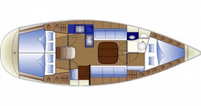 Location bateau Port Olímpic pas cher Bavaria 36