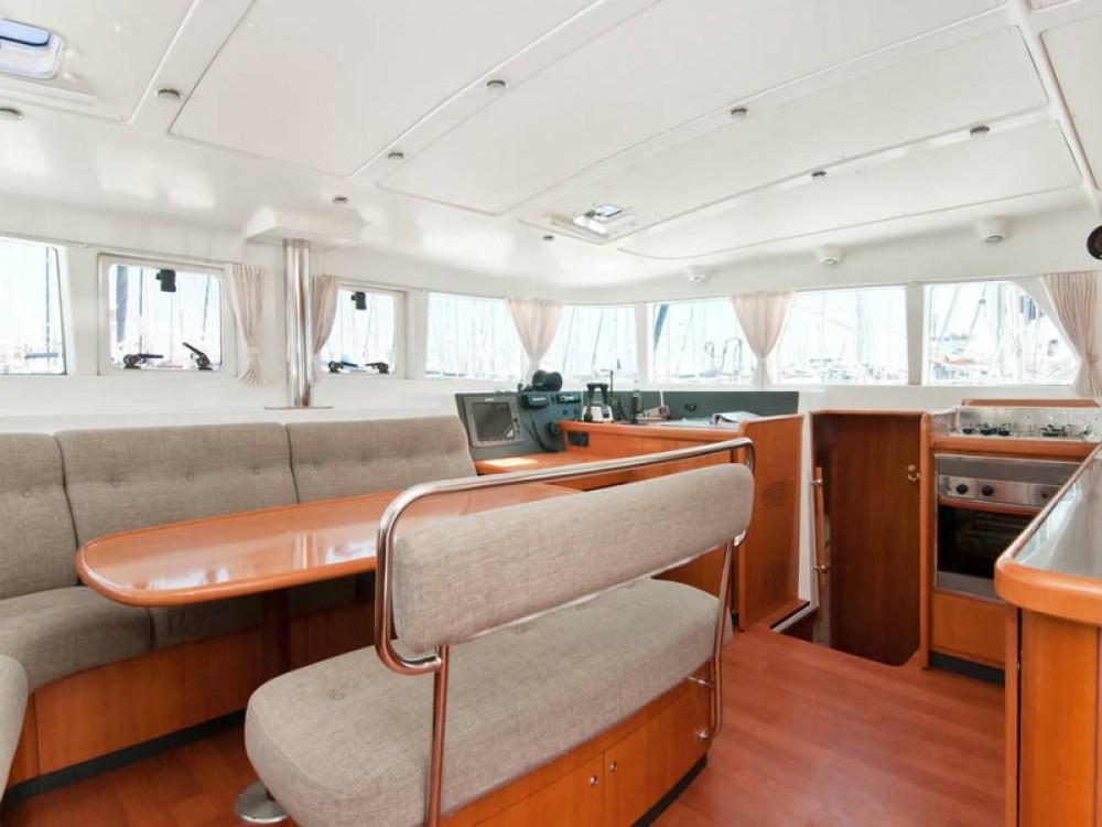 Rental Catamaran in Port Olímpic - Lagoon Lagoon 440