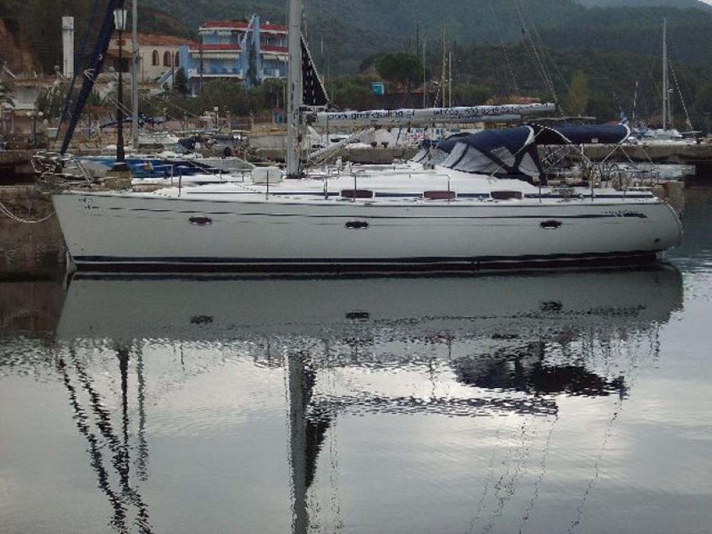Bavaria Cruiser 42 entre particuliers et professionnel à Koufos
