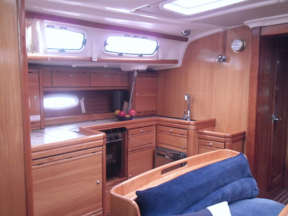 Sailboat for rent Koufos at the best price
