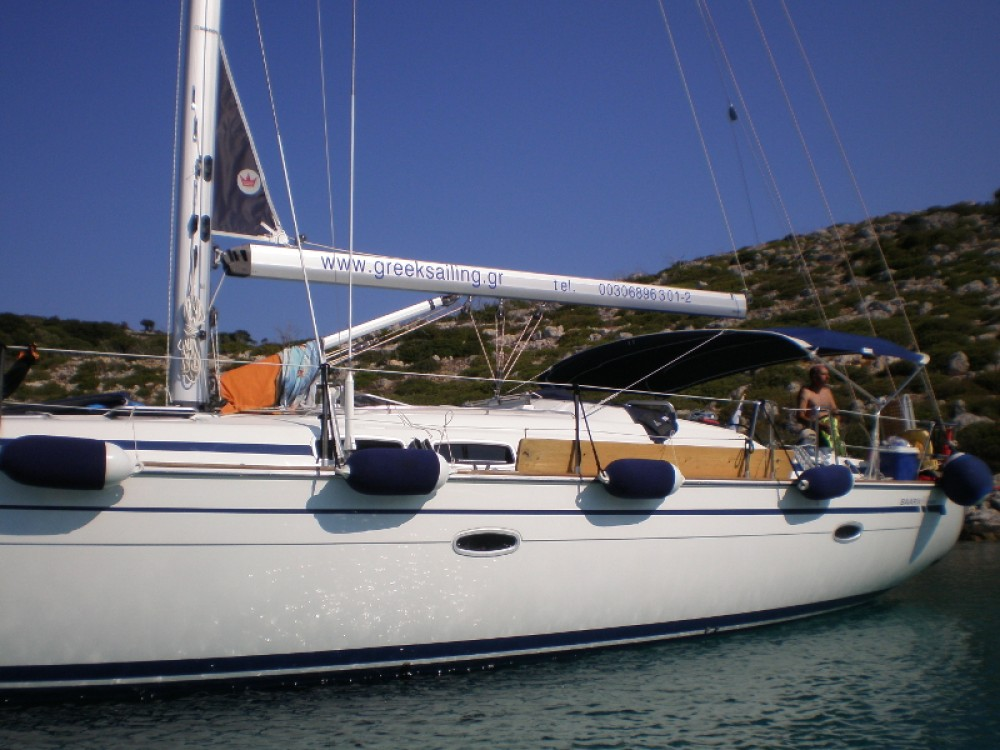 Louez un Bavaria Cruiser 46 à Koufos