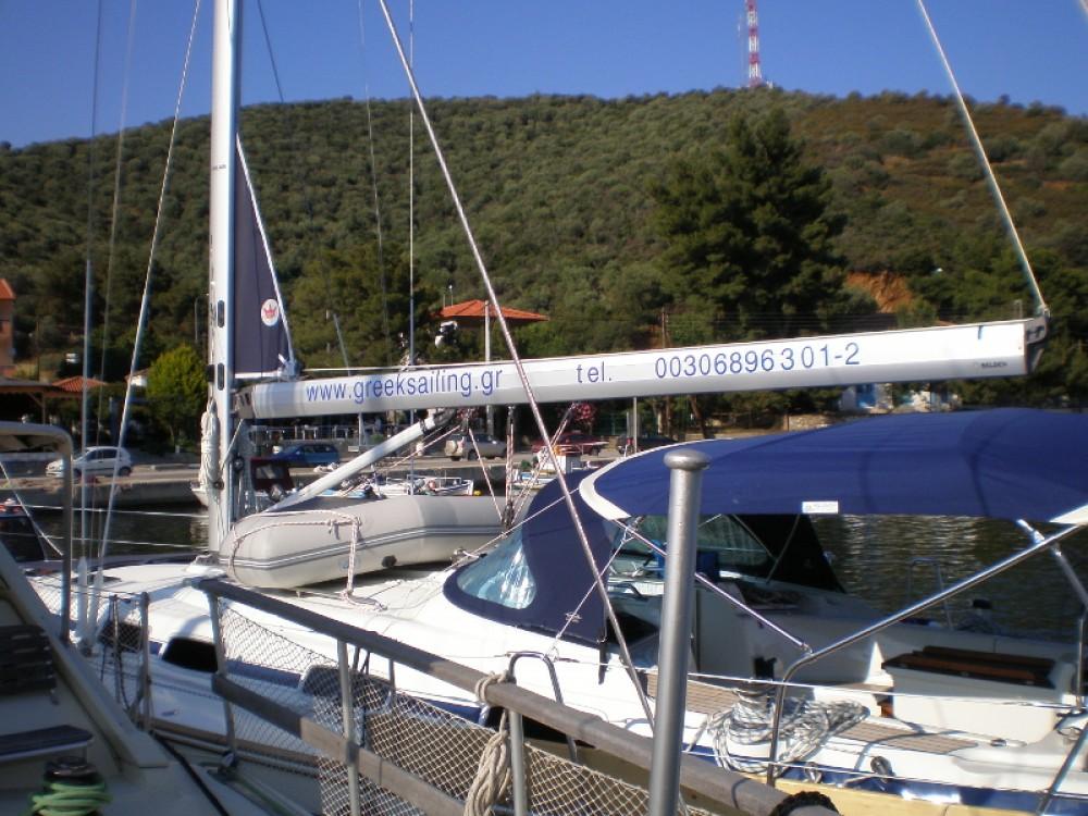 Bavaria Cruiser 46 between personal and professional Koufos