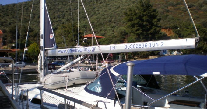 Bavaria Cruiser 46 entre particuliers et professionnel à Koufos