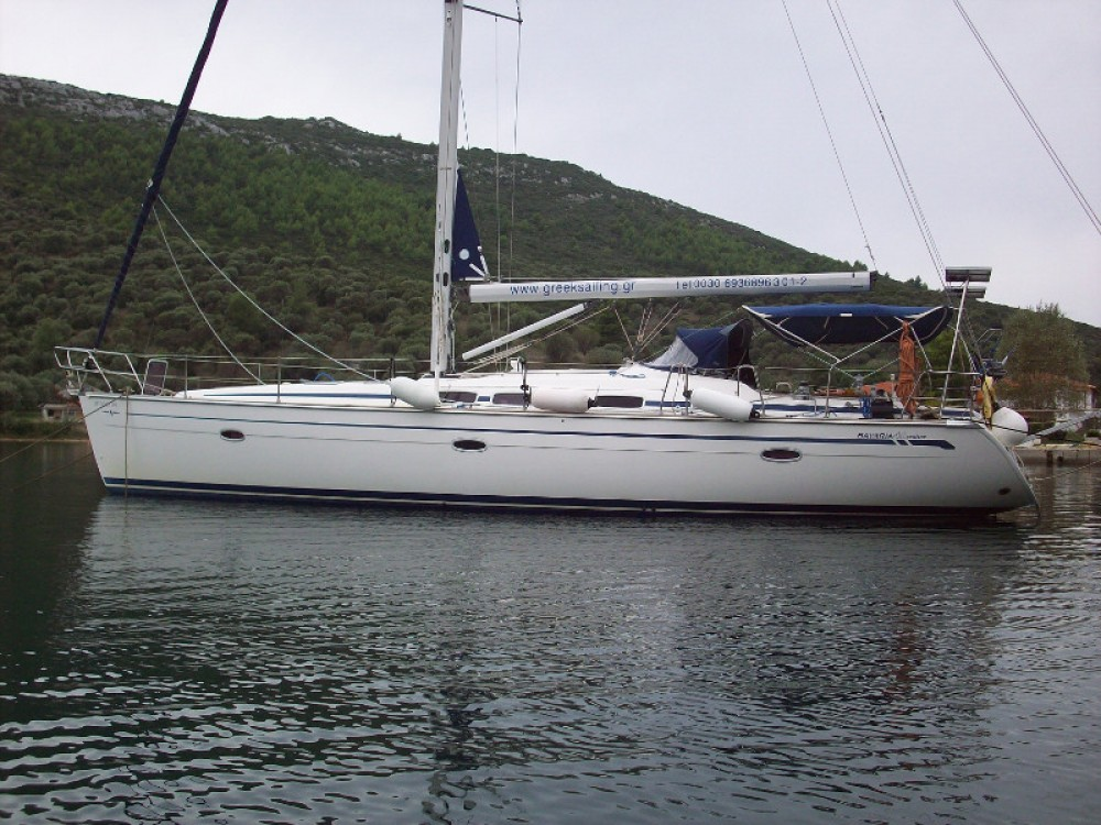 Bavaria Bavaria 46 Cruiser between personal and professional Koufos