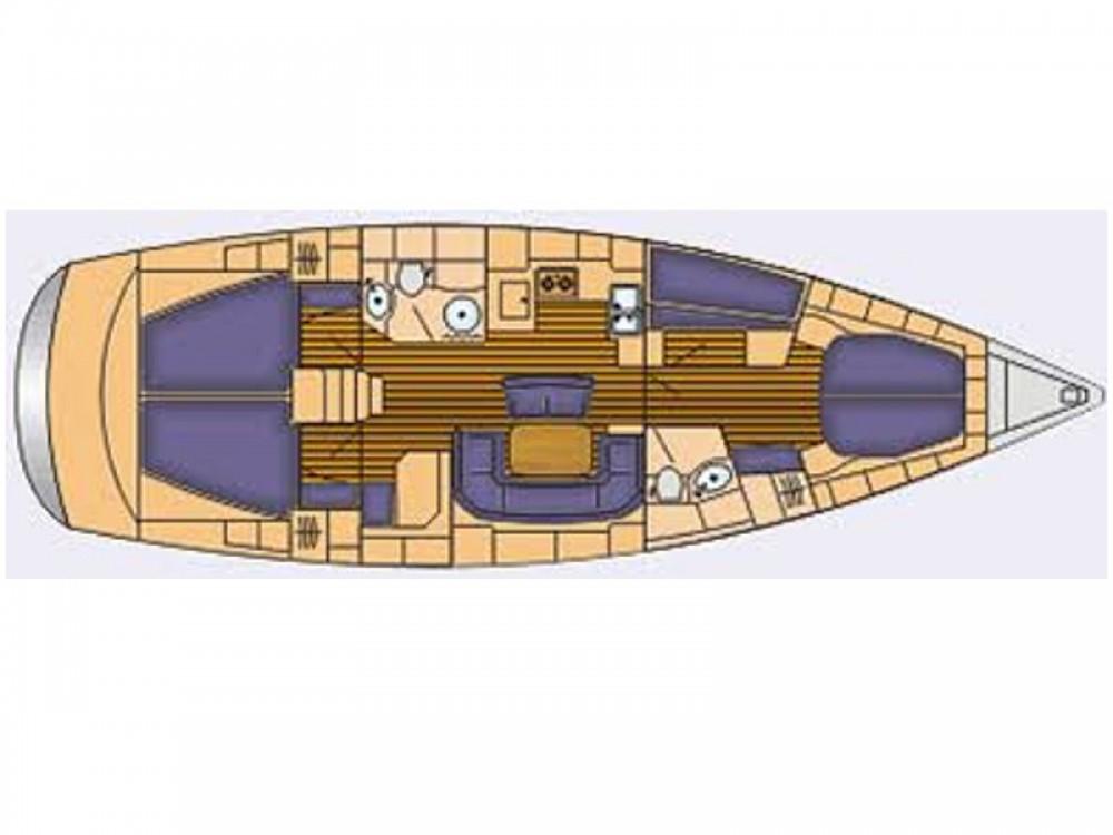 Boat rental Koufos cheap Cruiser 46