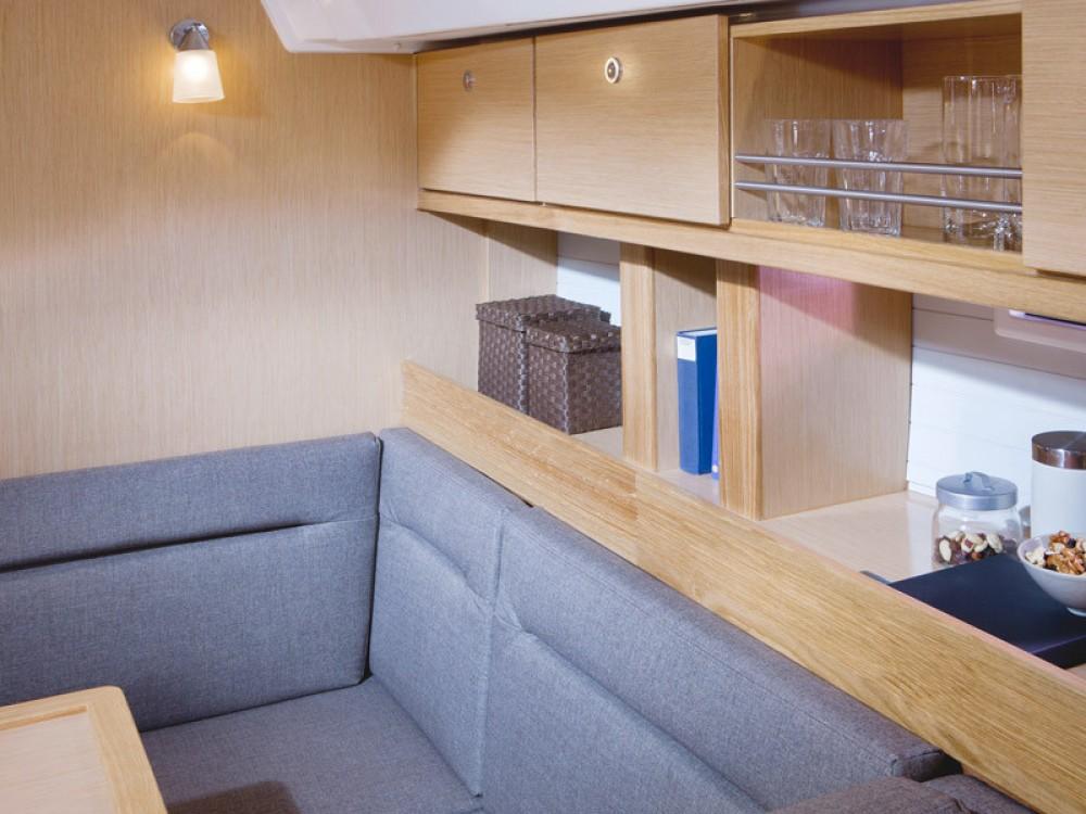 Bavaria Cruiser 45 entre particuliers et professionnel à Follonica
