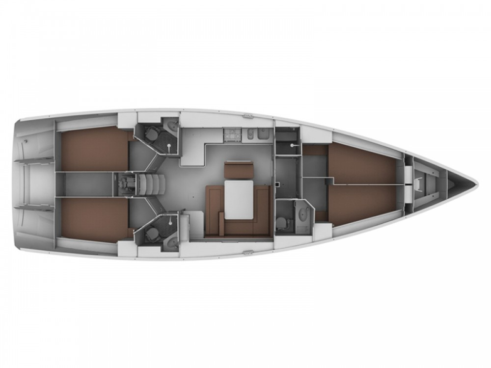 Louez un Bavaria Cruiser 45 à Follonica