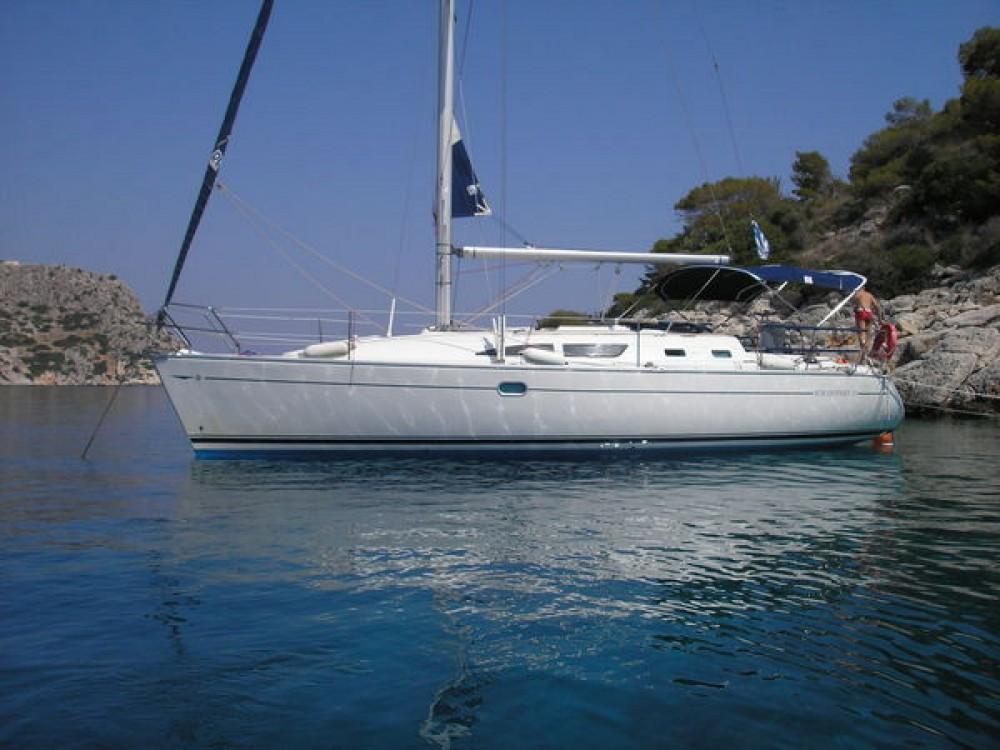 Location bateau Follonica pas cher Sun Odyssey 37