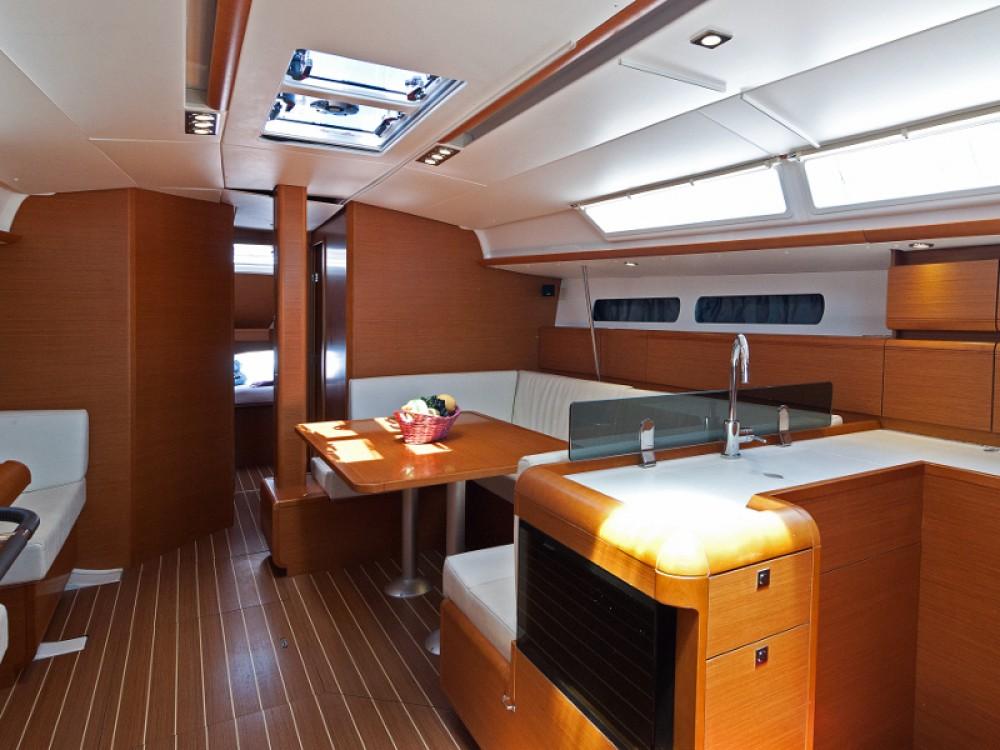 Location bateau Dénia pas cher Sun Odyssey 44