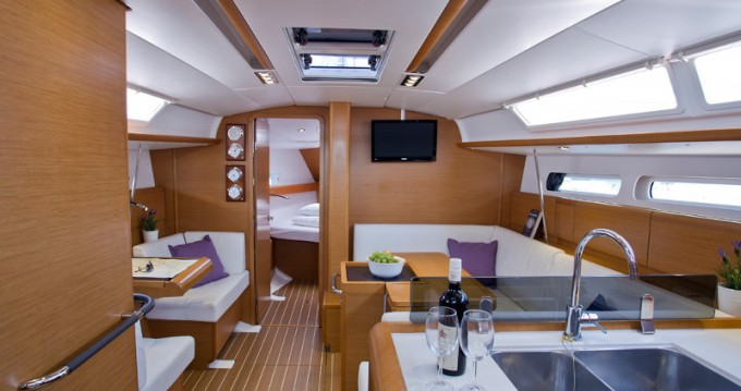 Alquiler de yate Denia - Jeanneau Sun Odyssey 40 en SamBoat