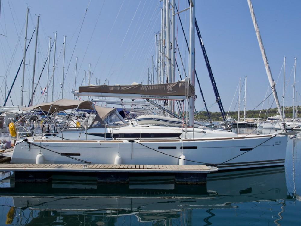Location yacht à Dénia - Jeanneau Sun Odyssey 40 sur SamBoat