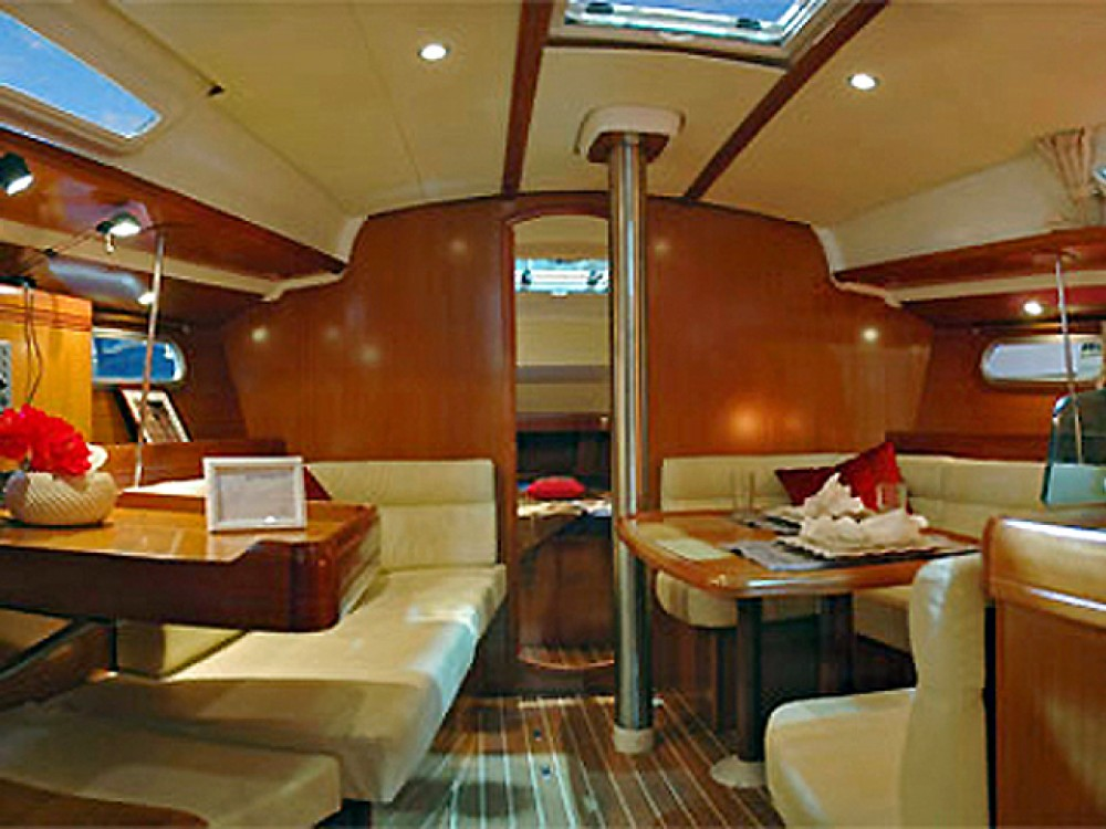 Location bateau Jeanneau Sun Odyssey 39i à Dénia sur Samboat