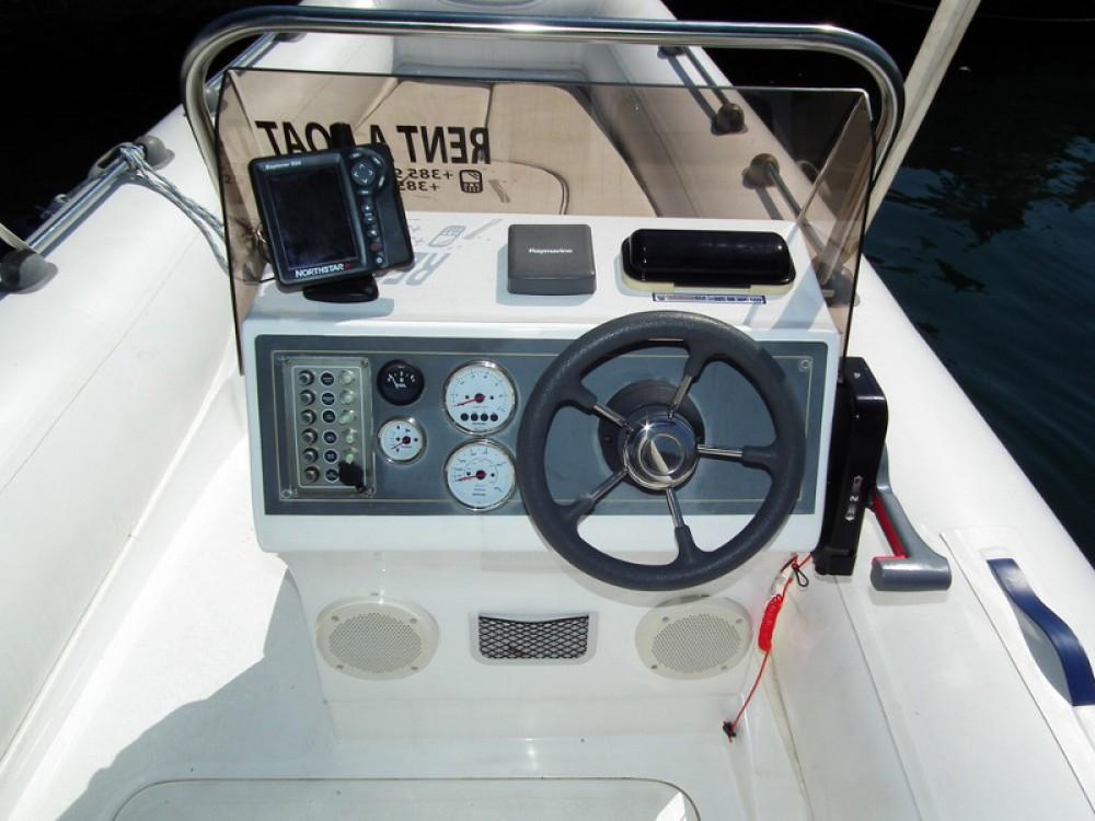Rental Motor boat in Marina Zadar -  Wav Marine Topline 600