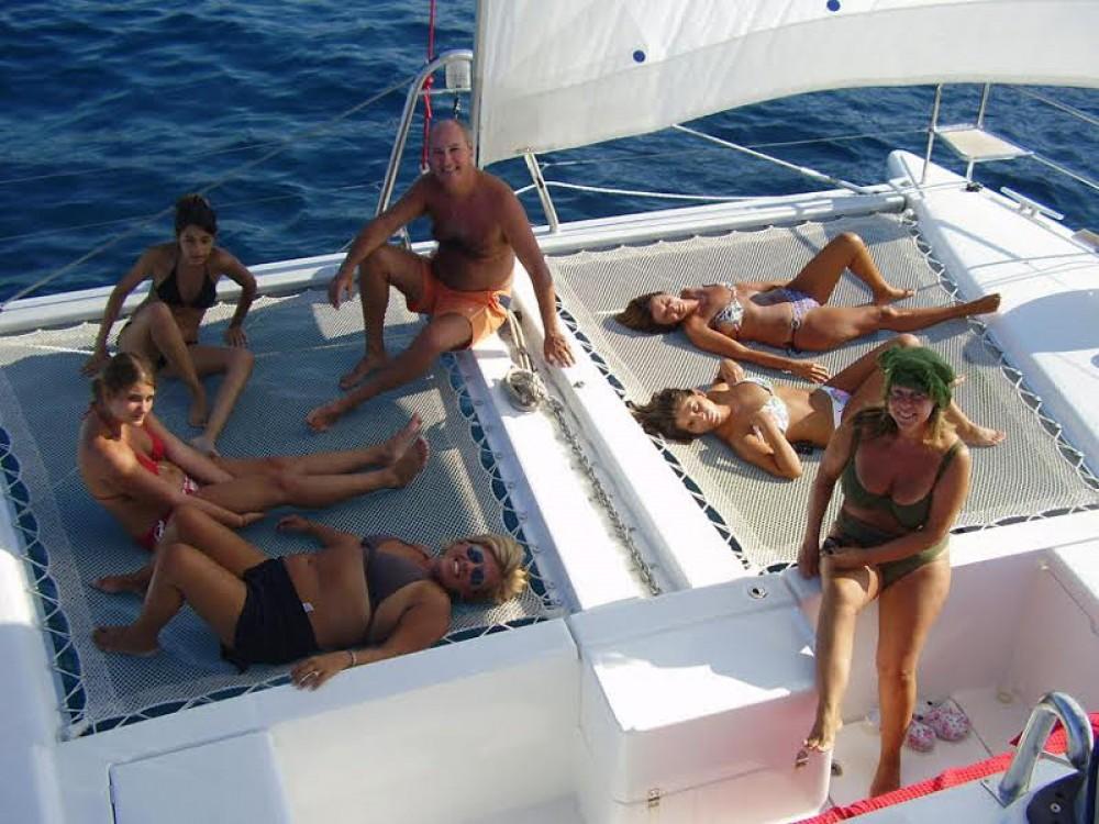 Rental yacht Palermo - Lagoon Lagoon 440 on SamBoat