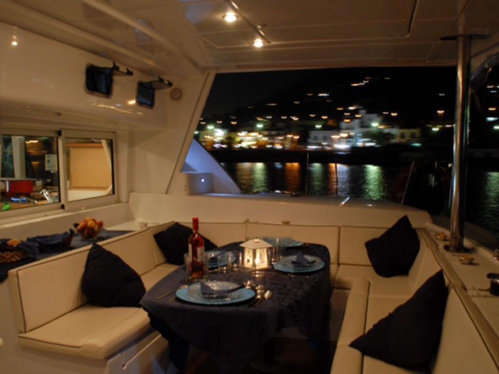 Rental Catamaran in Palermo - Lagoon Lagoon 440