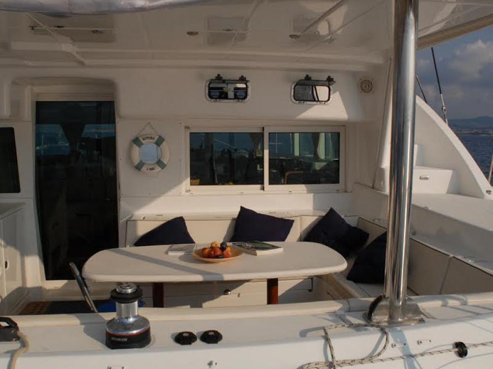 Boat rental Palermo cheap Lagoon 440