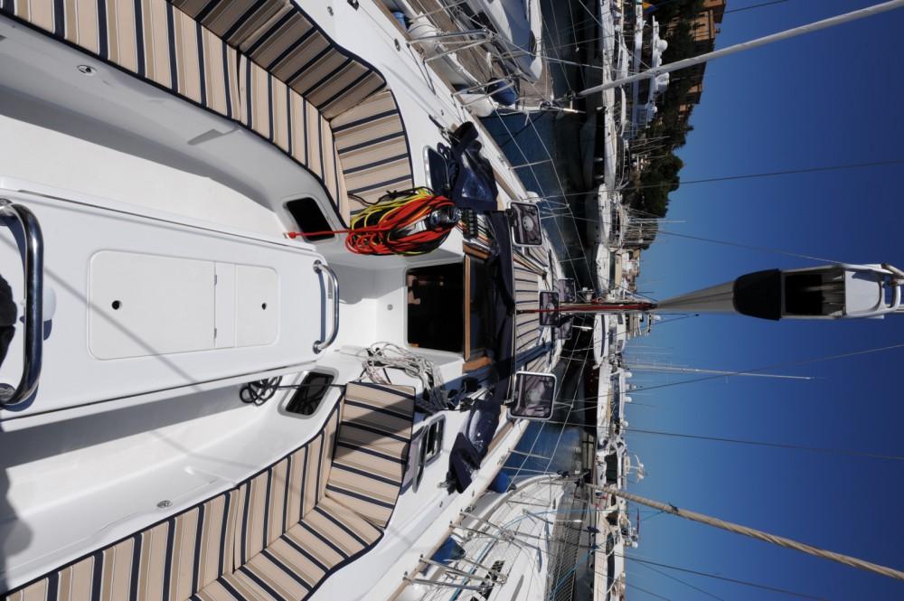 Rental yacht Palermo - Jeanneau Sun Odyssey 49i on SamBoat