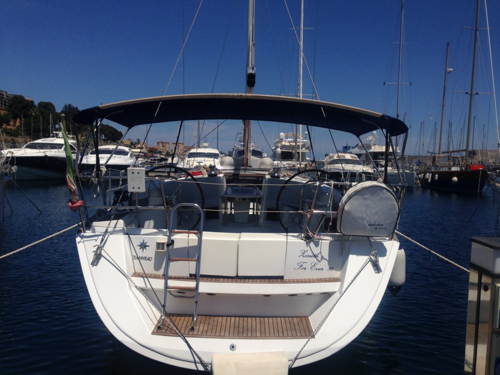 Hire Sailboat with or without skipper Jeanneau Palermo