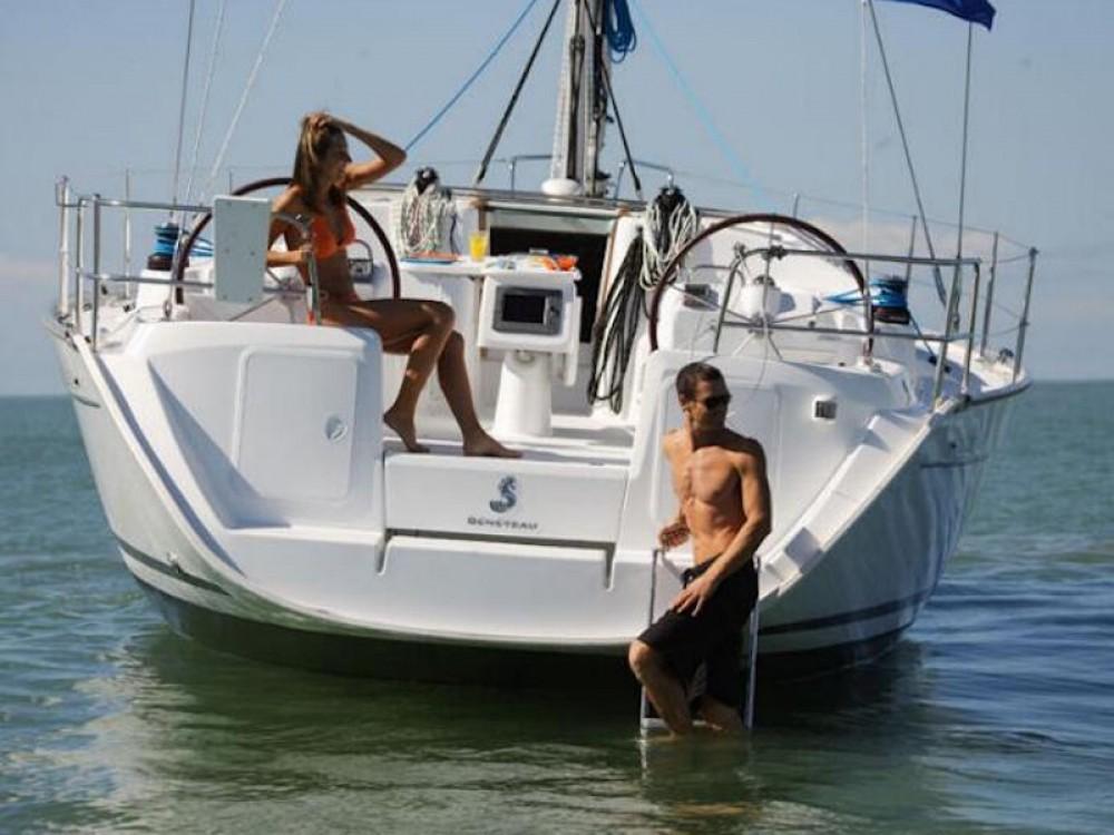 Location Voilier à ACI Marina Skradin - Bénéteau Beneteau Cyclades 43.4