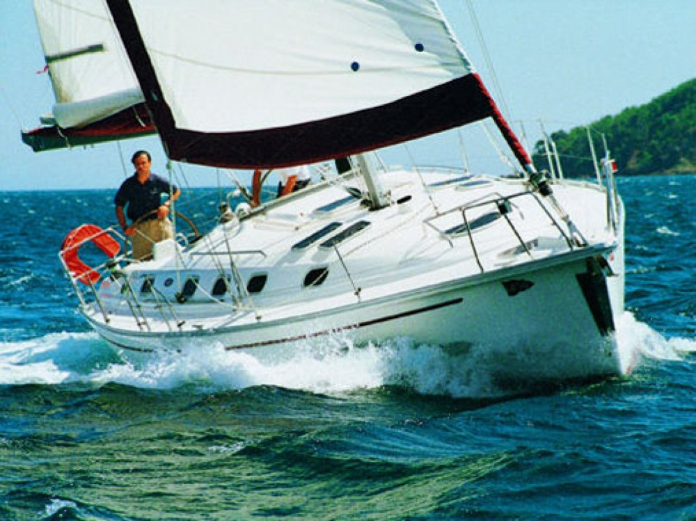 Rental yacht ACI Marina Skradin - Dufour Dufour Gib Sea 43 on SamBoat