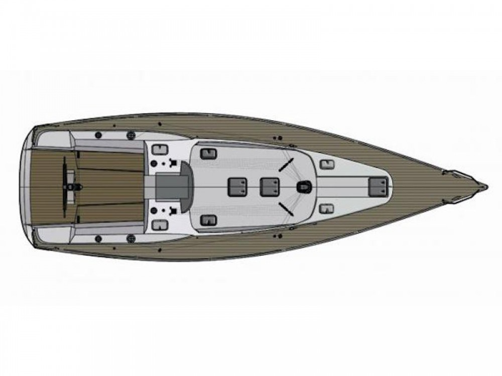 Location bateau Elan Elan 410 Performance à ACI Marina Skradin sur Samboat