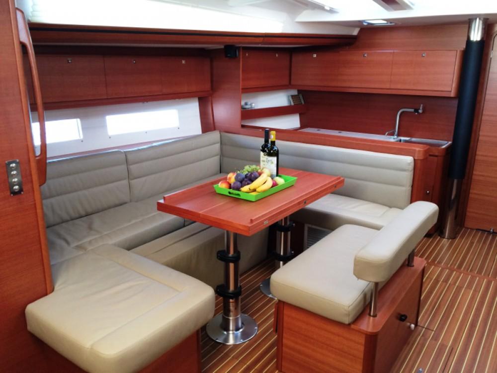 Location bateau Primošten pas cher Dufour 56 Exclusive