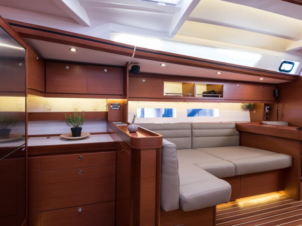 Location yacht à Primošten - Dufour Dufour 560 Grand Large sur SamBoat