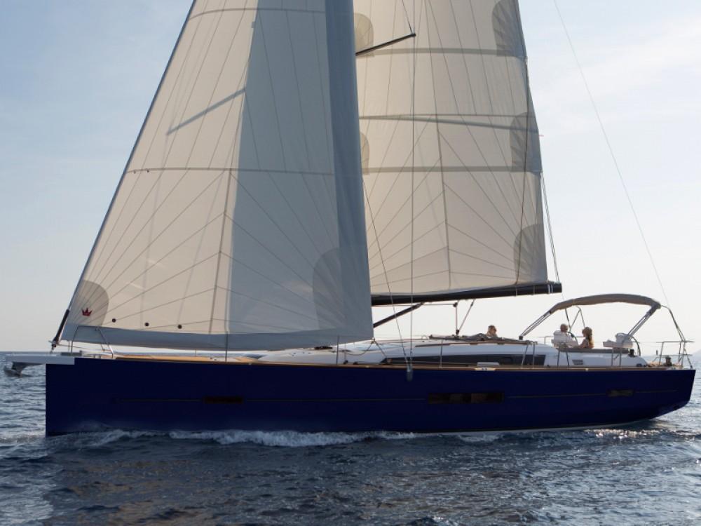 Rental yacht Primošten - Dufour Dufour 520 GL on SamBoat