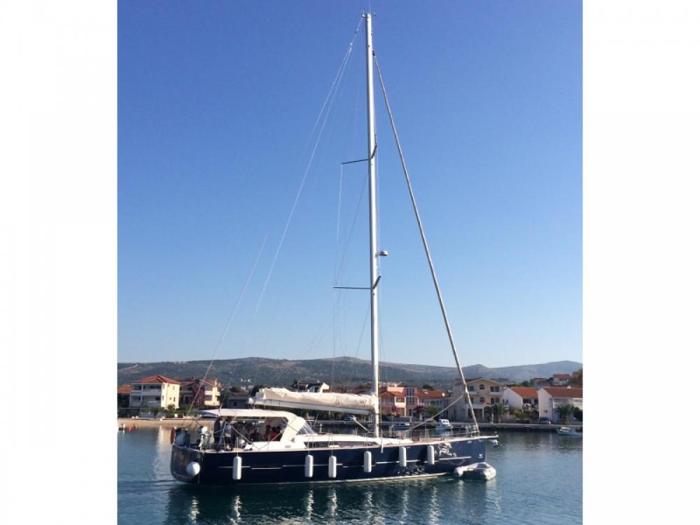 Location bateau Dufour Dufour 560 Grand Large à Primošten sur Samboat