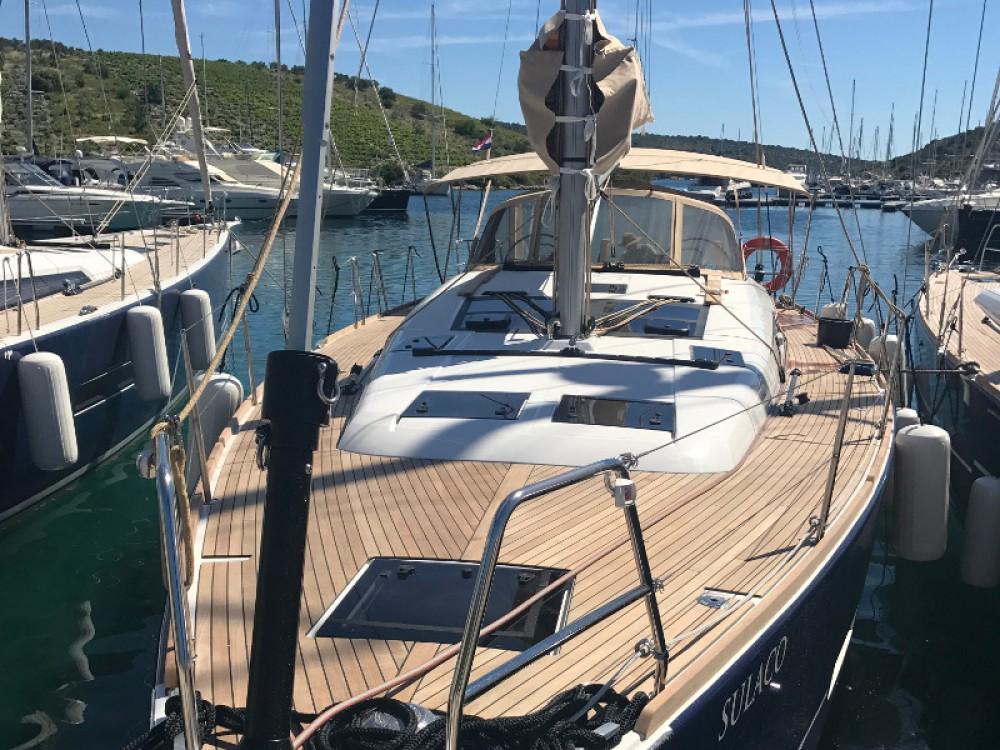 Location bateau Primošten pas cher Dufour 460 Grand Large