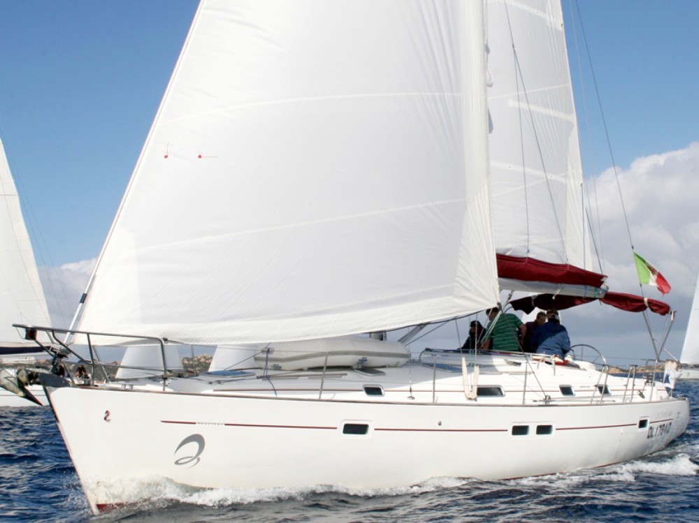 Location bateau Marina di Portisco pas cher Oceanis 411-4*