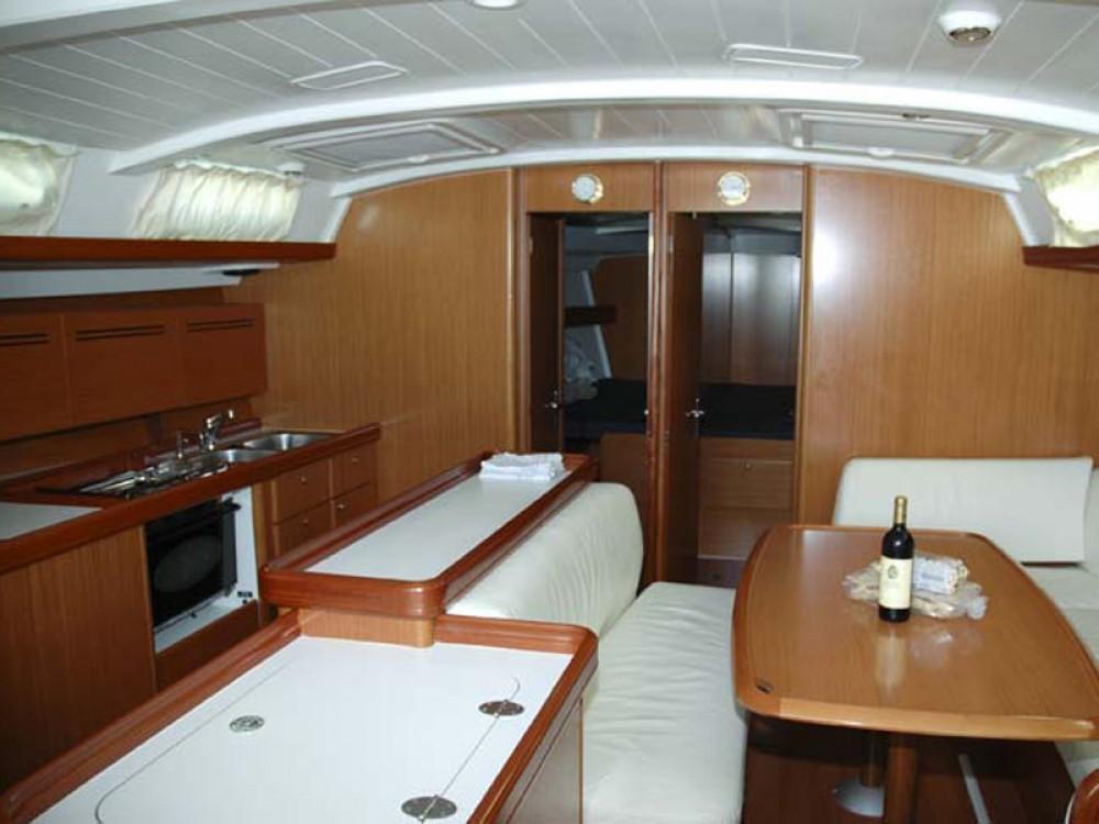 Location bateau Bénéteau Cyclades 50.5 à Marina di Portisco sur Samboat