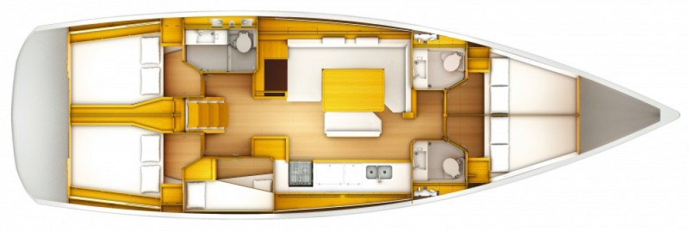 Location bateau Marina di Portisco pas cher Sun Odyssey 509