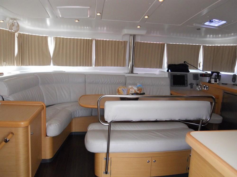 Location yacht à Marina di Portisco - Lagoon Lagoon 440 sur SamBoat