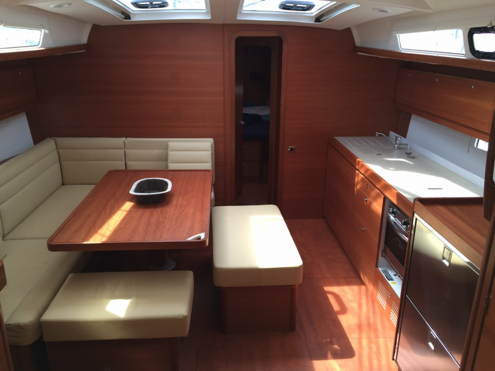 Location yacht à Marina di Portisco - Dufour Dufour 460 Grand Large sur SamBoat