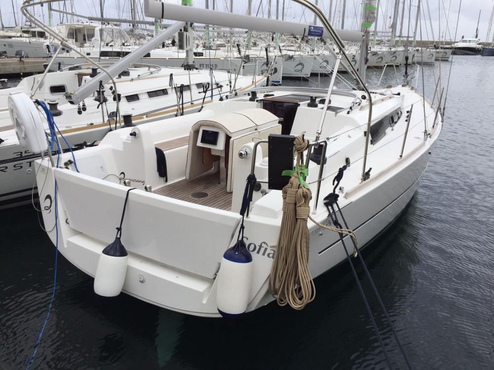 Location Voilier à Marina di Portisco - Dufour Dufour 350 Grand Large