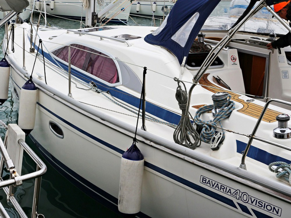 Location yacht à Sukošan - Bavaria Bavaria 40 Vision sur SamBoat