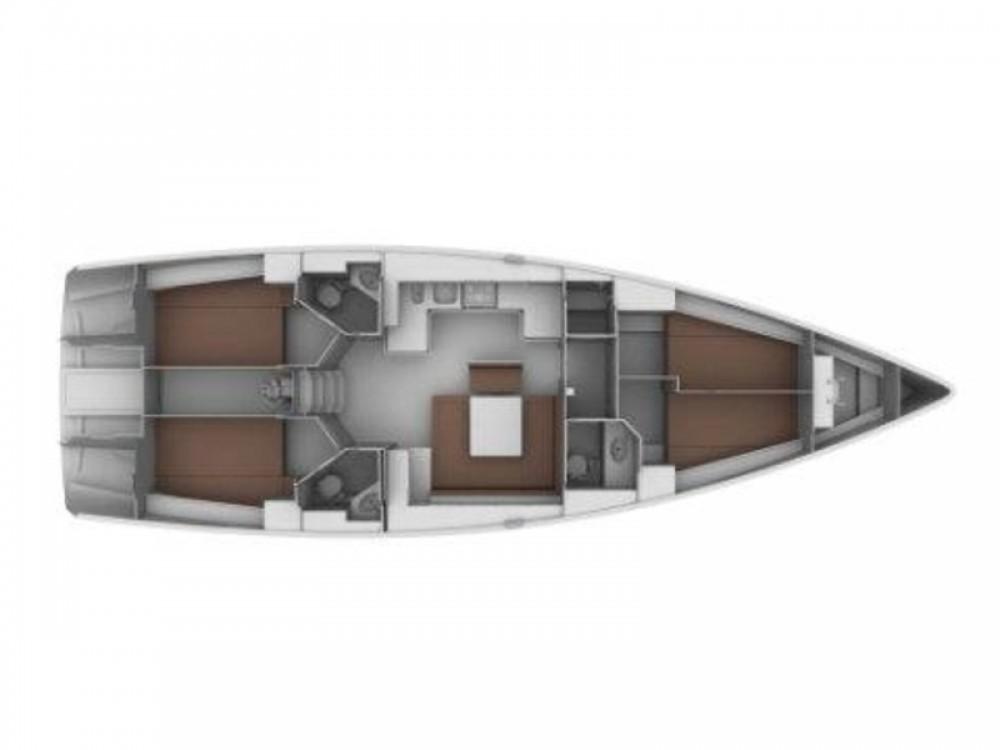 Location bateau Bavaria C 45 à Sukošan sur Samboat