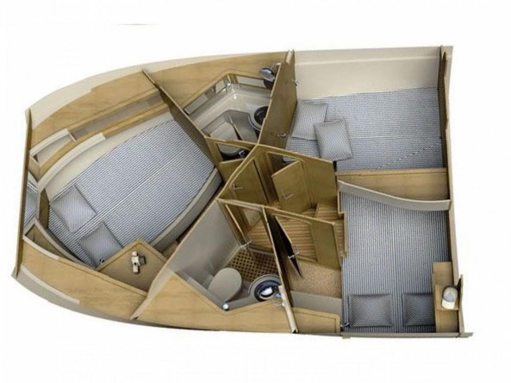 Location bateau Sukošan pas cher ADRIANA 36 BT
