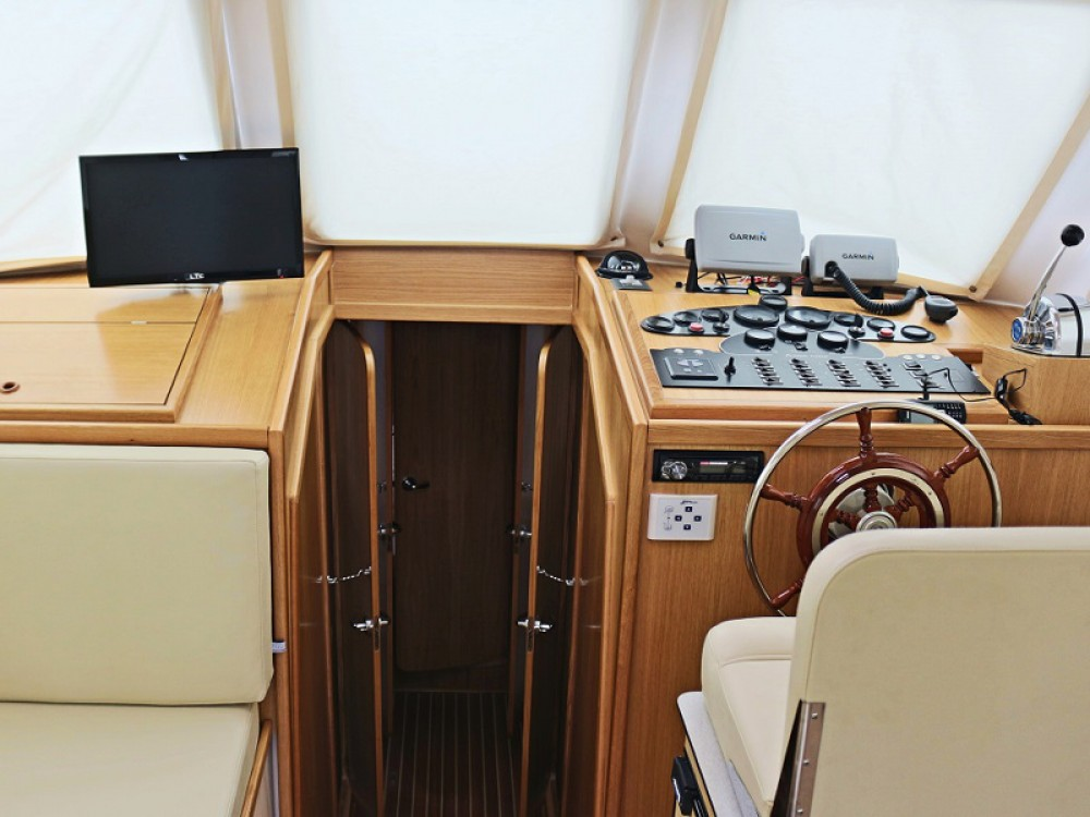 Location bateau Sas Vektor ADRIA 1002V BT (14) à Sukošan sur Samboat