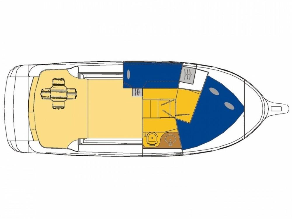 Location bateau Sas Vektor VEKTOR 950 BT (15) à Sukošan sur Samboat