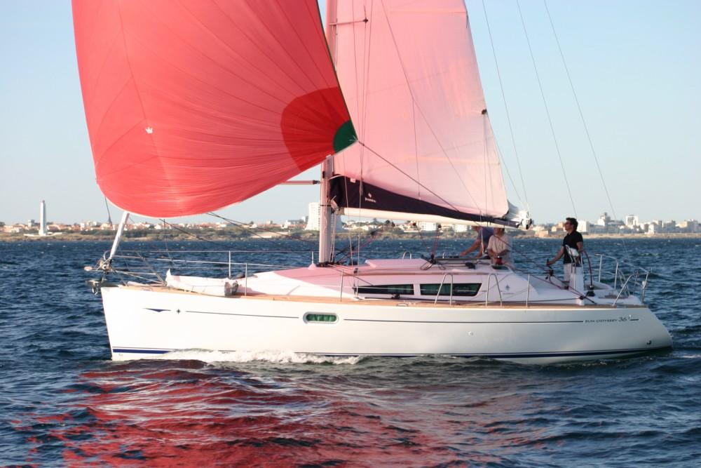 Location bateau Sukošan pas cher Sun Odyssey 36i