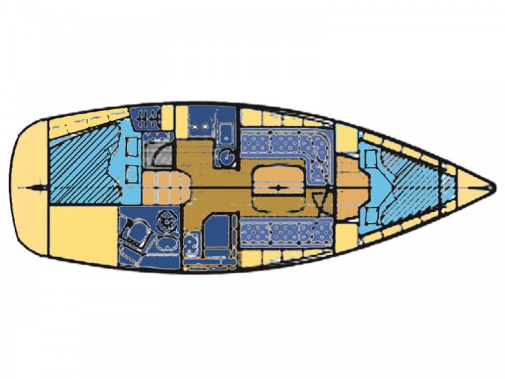 Location bateau Sukošan pas cher Bavaria 33