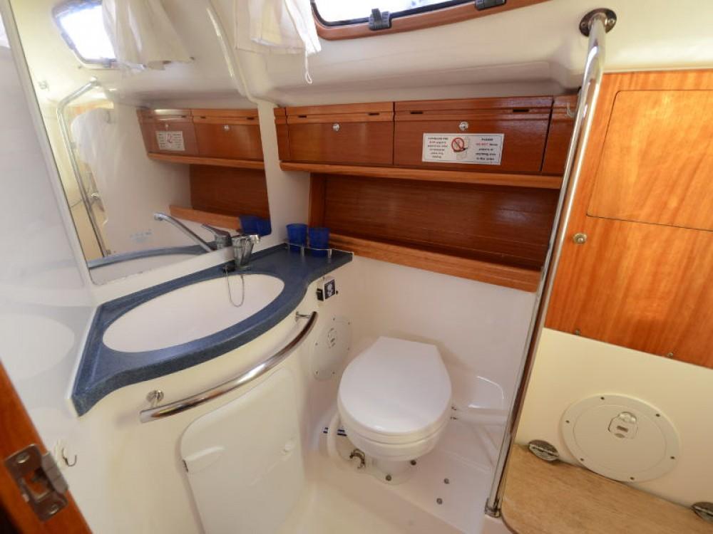 Bavaria Cruiser 39 entre particuliers et professionnel à Leucade
