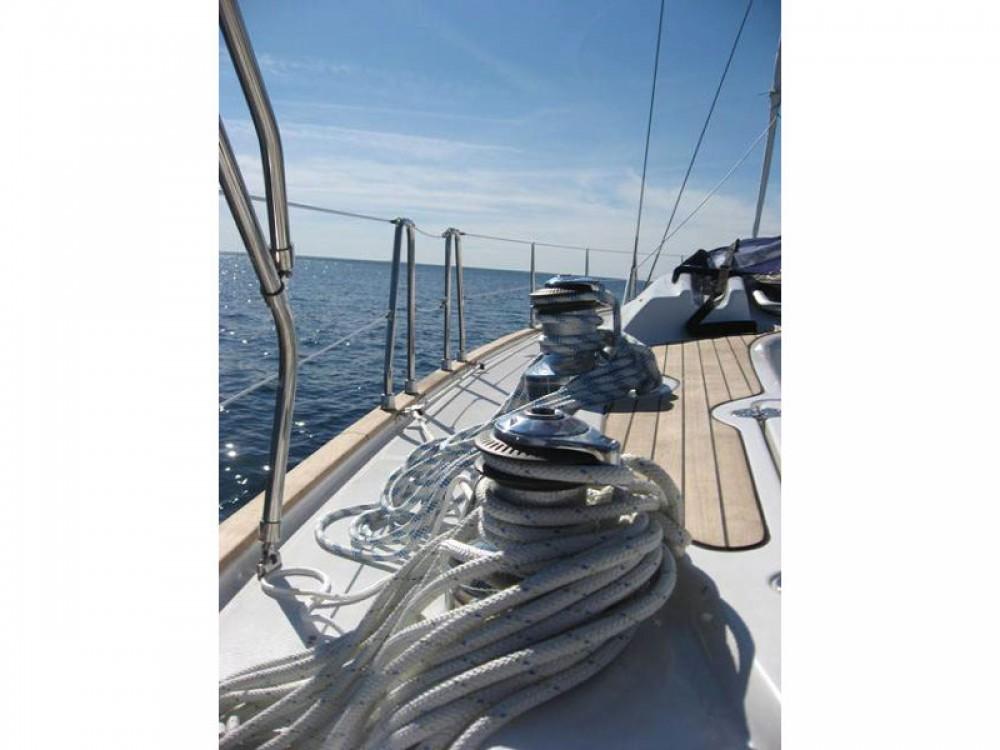 Bavaria Cruiser 50 entre particuliers et professionnel à Leucade