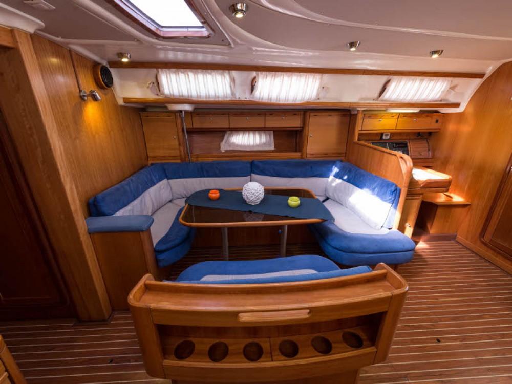 Location bateau Leucade pas cher Cruiser 46