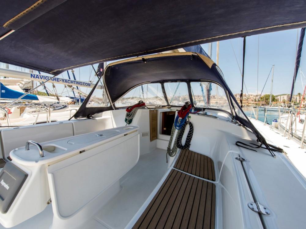 Location bateau Bénéteau Cyclades 50.5 à Leucade sur Samboat
